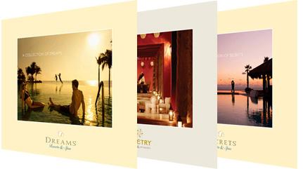 AMResorts brands brochures