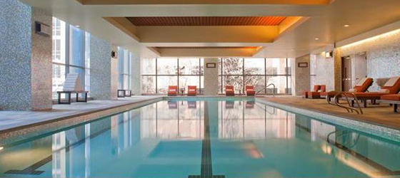 Hyatt at Olive 8 pool