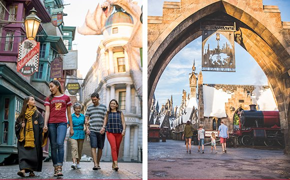 Wizarding World of Harry Potter and Diagon Alley images