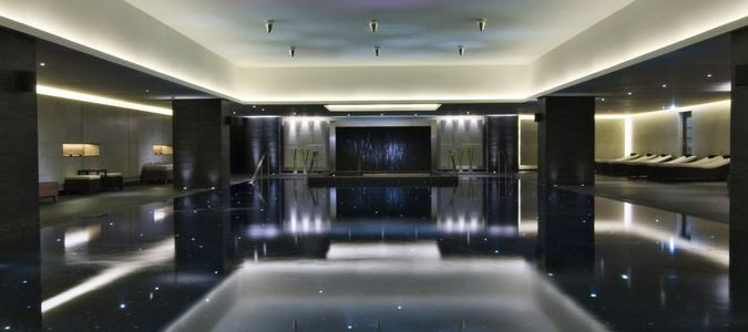 Spa at Powerscourt Hotel Dublin