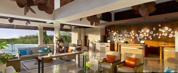 lobby at the westin golf resort and spa